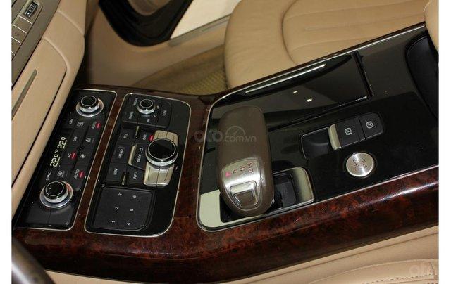 Cần bán lại xe Audi A8 2011, màu đen, nhập khẩu11