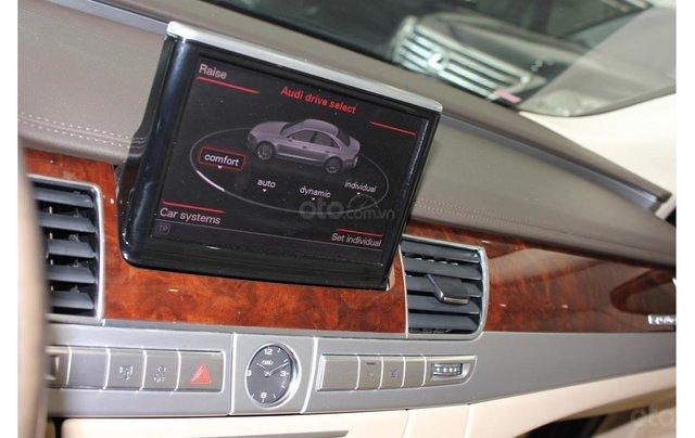 Cần bán lại xe Audi A8 2011, màu đen, nhập khẩu12
