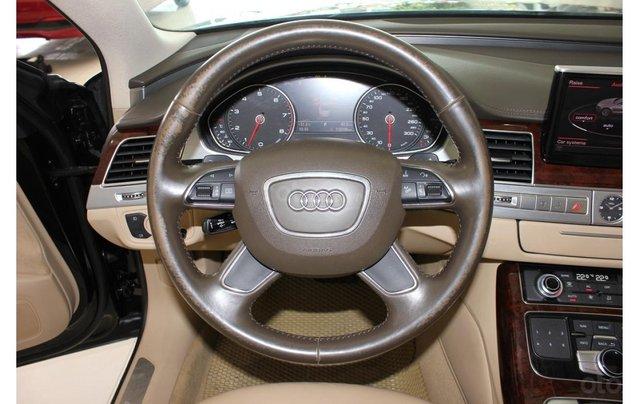 Cần bán lại xe Audi A8 2011, màu đen, nhập khẩu9