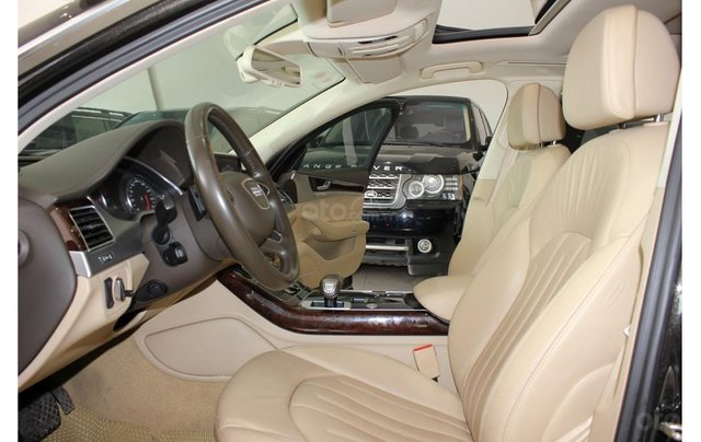 Cần bán lại xe Audi A8 2011, màu đen, nhập khẩu6