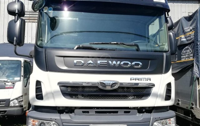 Xe tải Daewoo 9T mới đời 2017, bao mọi chi phí lăn bánh0