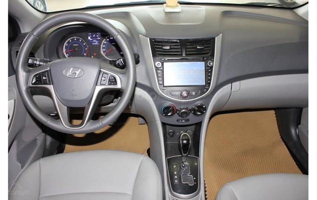 Xe Hyundai Accent 1.4 AT SX 2015 - xe nhập, trả trước chỉ từ 133 triệu10
