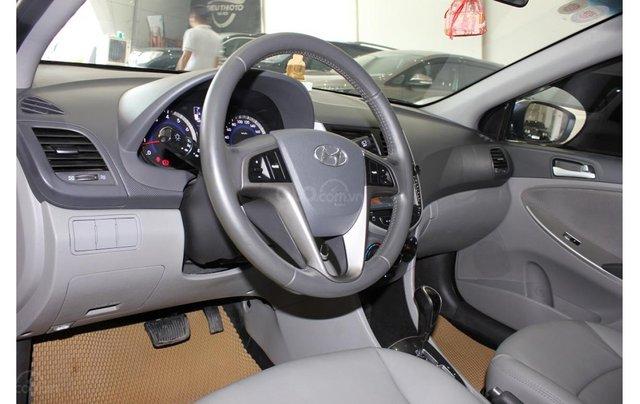 Xe Hyundai Accent 1.4 AT SX 2015 - xe nhập, trả trước chỉ từ 133 triệu9