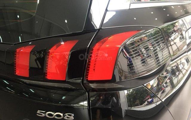 Bán xe Peugeot 5008 đời 2019, màu đen3