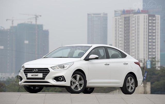 Tuần bán hàng không lợi nhuận Hyundai Accent 2019 - Liên hệ: 0909 342 9861