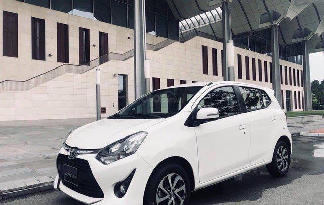 Toyota Wigo năm 2019, nhập khẩu Indonesia, giá tốt, liên hệ ngay 0907044926 để được hỗ trợ tốt nhất1