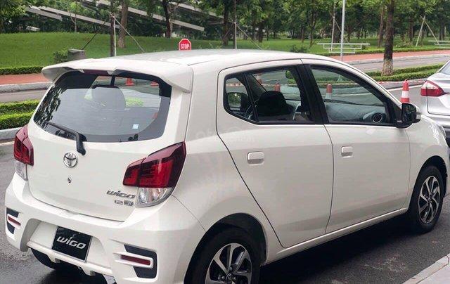 Toyota Wigo năm 2019, nhập khẩu Indonesia, giá tốt, liên hệ ngay 0907044926 để được hỗ trợ tốt nhất2