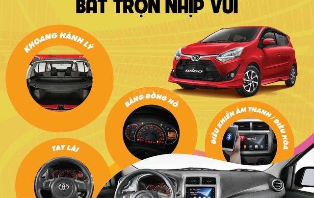 Toyota Wigo năm 2019, nhập khẩu Indonesia, giá tốt, liên hệ ngay 0907044926 để được hỗ trợ tốt nhất5