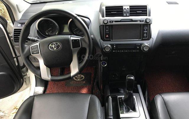 Xe chính chủ bán Toyota Prado TXL 2.7L đời 2017, màu trắng, xe nhập, siêu mới, giá tốt3