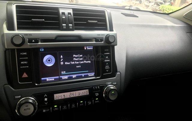 Xe chính chủ bán Toyota Prado TXL 2.7L đời 2017, màu trắng, xe nhập, siêu mới, giá tốt14