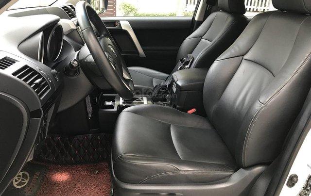 Xe chính chủ bán Toyota Prado TXL 2.7L đời 2017, màu trắng, xe nhập, siêu mới, giá tốt11