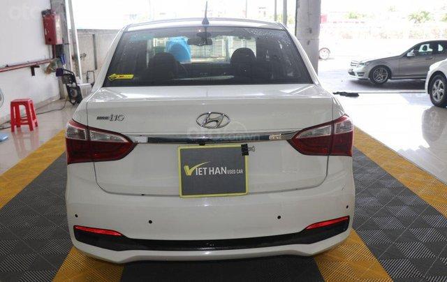 Bán Hyundai Grand i10 1.2AT 2018, màu trắng4