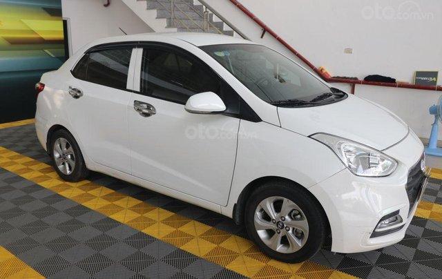 Bán Hyundai Grand i10 1.2AT 2018, màu trắng2