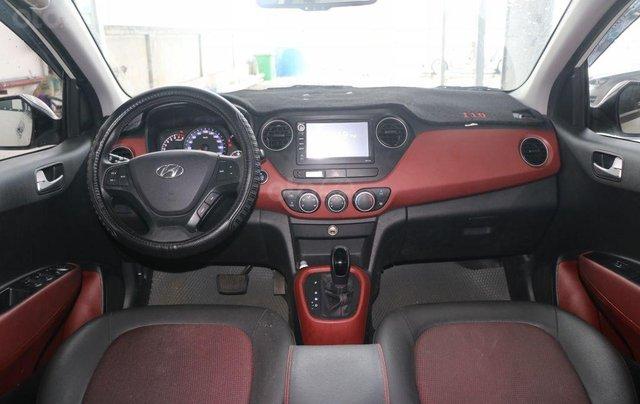 Bán Hyundai Grand i10 1.2AT 2018, màu trắng10