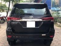 Bán Toyota Fortuner đời 2017, màu đen, nhập khẩu1