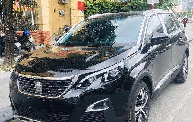 Cần bán Peugeot 3008 năm sản xuất 2019, màu đen0