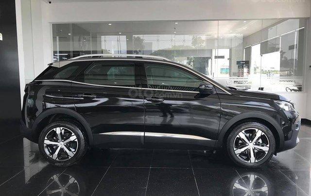 Cần bán Peugeot 3008 năm sản xuất 2019, màu đen1