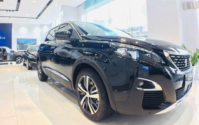 Cần bán Peugeot 3008 năm sản xuất 2019, màu đen2