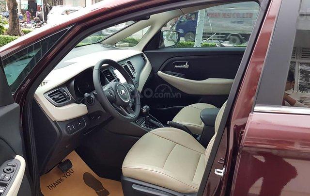 Cần bán xe Kia Rondo GAT đời 2019, màu nâu, 669 triệu4