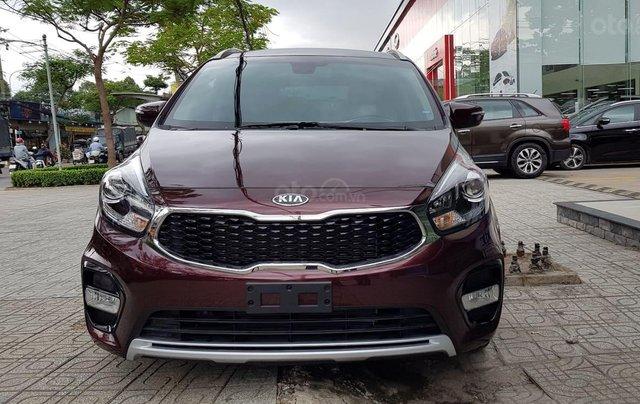 Cần bán xe Kia Rondo GAT đời 2019, màu nâu, 669 triệu5