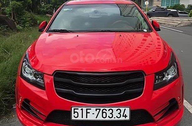 Cần bán lại xe Chevrolet Cruze LTZ đời 2016, màu đỏ còn mới 1