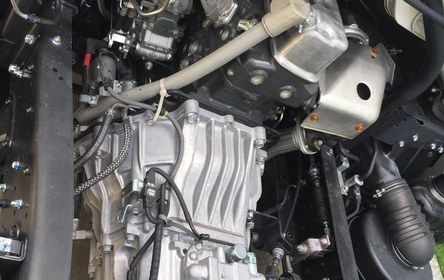 Bán xe tải Mitsubishi Fuso Canter 7.5 ga cơ tải 4.3 tấn thùng dài 5m2, hàng hiếm4