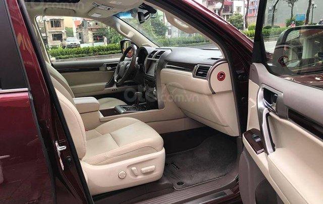 Bán xe Lexus Gx460 sx 2016 tự động. Full màu nâu đỏ tuyệt đẹp2