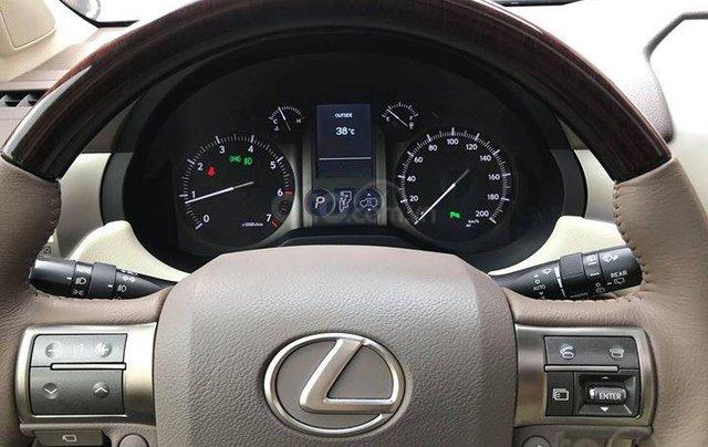 Bán xe Lexus Gx460 sx 2016 tự động. Full màu nâu đỏ tuyệt đẹp4
