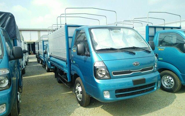 Giá xe tải Kia 1,25 tấn K200 trả góp - LH để có giá tốt nhất0