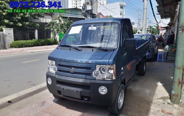 Xe tải nhẹ Dongben 870kg thùng dài 2m4 đời 20190