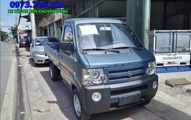 Xe tải nhẹ Dongben 870kg thùng dài 2m4 đời 20191