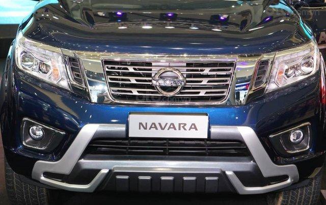 Bán xe Nissan Navara VL sản xuất năm 2019, màu xanh lam, nhập khẩu Thái1