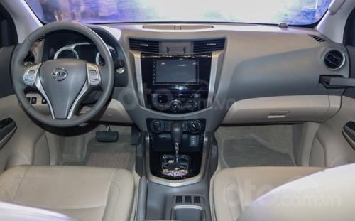 Bán xe Nissan Navara VL sản xuất năm 2019, màu xanh lam, nhập khẩu Thái3