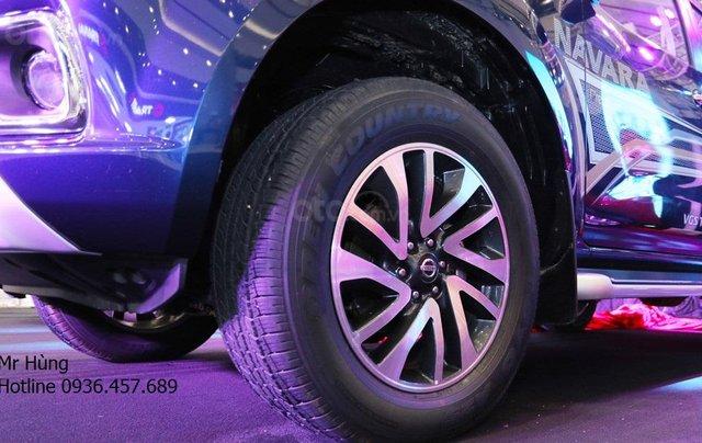 Bán xe Nissan Navara VL sản xuất năm 2019, màu xanh lam, nhập khẩu Thái4