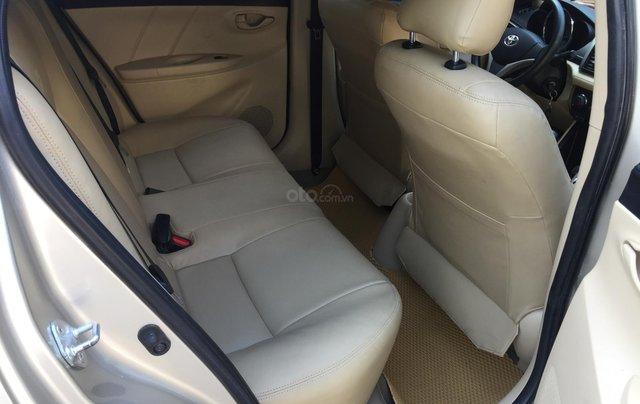 Chính chủ tôi cần bán chiếc Toyota Vios E 2014, số sàn màu cát vàng, ai có nhu cầu LH 09897933155