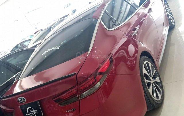 Bán xe Kia Optima 2.4 năm 2016, màu đỏ, giá 800tr8