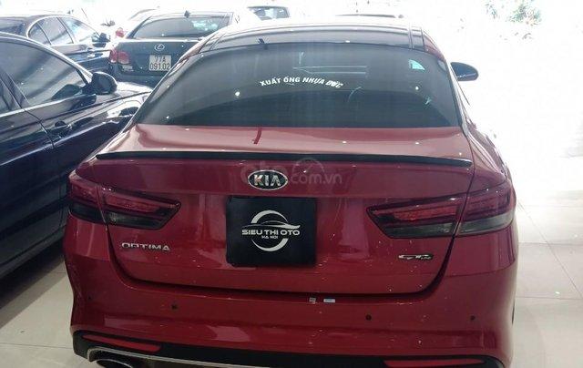 Bán xe Kia Optima 2.4 năm 2016, màu đỏ, giá 800tr2