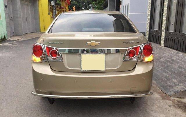 Bán Chevrolet Cruze năm 2010, màu nâu còn mới3