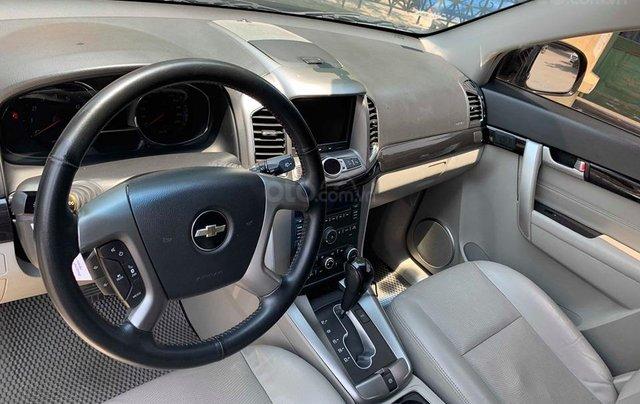 Cần bán Chevrolet Captiva LTZ đời 2016, màu đen số tự động4