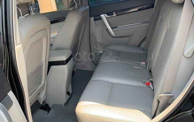 Cần bán Chevrolet Captiva LTZ đời 2016, màu đen số tự động5