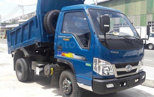 Cần bán xe Ben Thaco FD250. E4, tải trọng 2,5 tấn, giá tốt ở HCM0