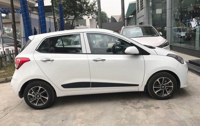 Bán xe Hyundai Grand I10 sx 2019 số tự động giá rẻ nhất, trả góp 90%7