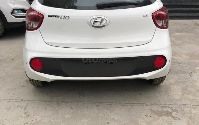 Bán xe Hyundai Grand I10 sx 2019 số tự động giá rẻ nhất, trả góp 90%5
