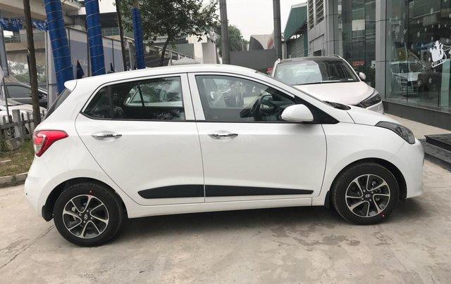 Bán xe Hyundai Grand I10 sx 2019 số tự động giá rẻ nhất, trả góp 90%0