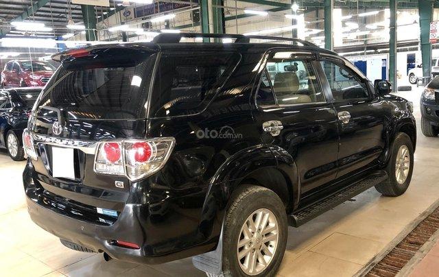 Bán Fortuner MT 2013, xe bán tại hãng Western Ford số sàn, máy dầu10