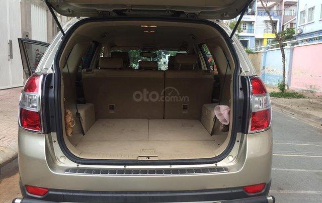 Cần bán xe Chevrolet Captiva 2010, số sàn, máy dầu3