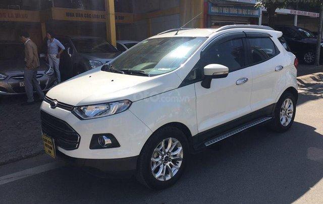 Bán Ford EcoSport 2015 AT bản Titanium0