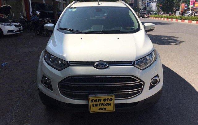 Bán Ford EcoSport 2015 AT bản Titanium1