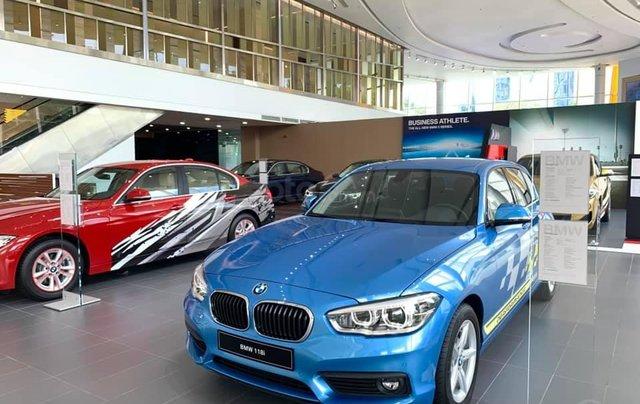 [BMW Quận 2] BMW 118i nhập khẩu, hỗ trợ đến 50% phí trước bạ, vay lãi suất thấp. Hotline PKD - 0908 526 7270