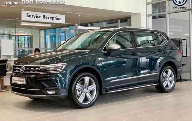 Tiguan Allspace 2019 - ưu đãi mua xe lên tới 160tr, trả góp 80%, hotline: 090-898-88620